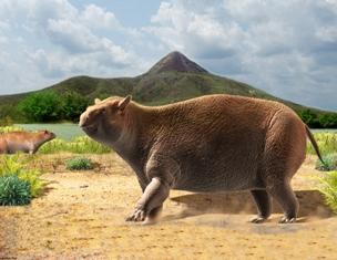 Cenário dos primeiros mamíferos